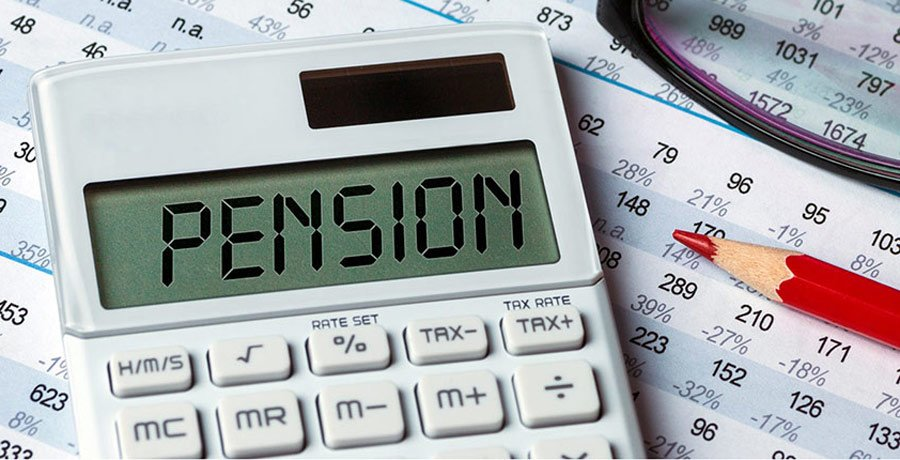 Pension Fees Calculator Image