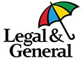 Lega & General Pension Logo